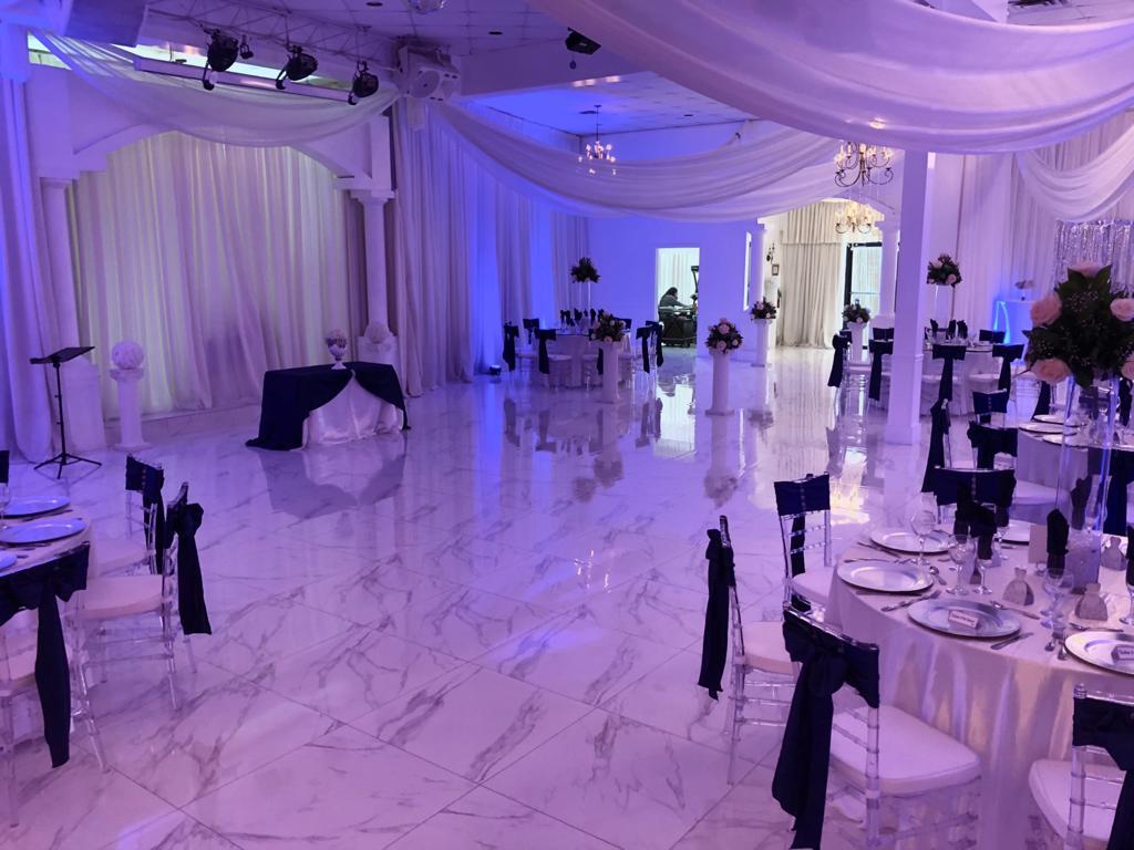 Banquet Hall Pembroke Pines, Banquet Halls Broward, Banquet Hall ...